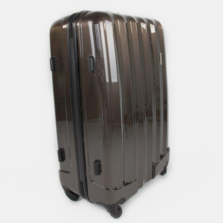 Kávový cestovný kufor plastový veľký