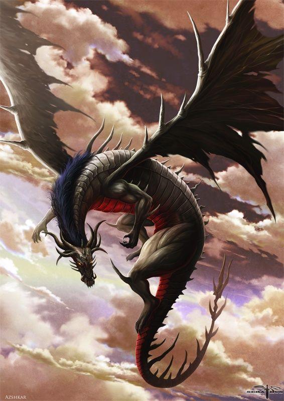 dragon-with-fur-fan-art