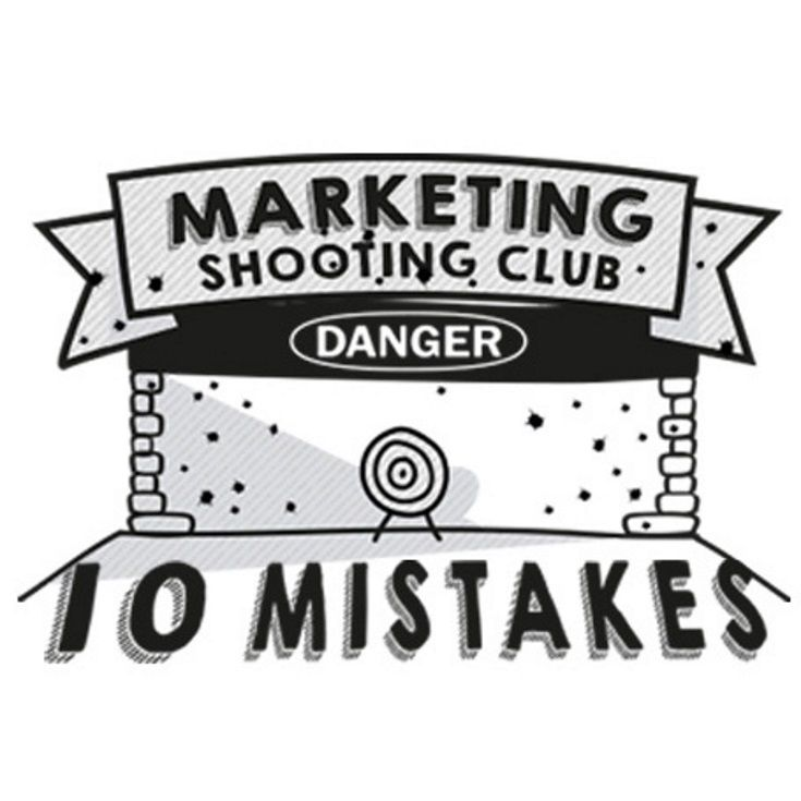 Be aware of these 10 common content marketing mistakes!