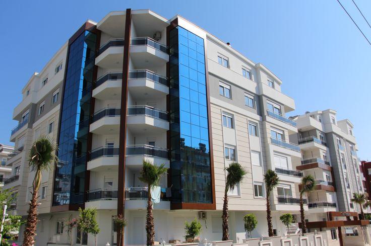 Wohnung 1+1 in Antalya
