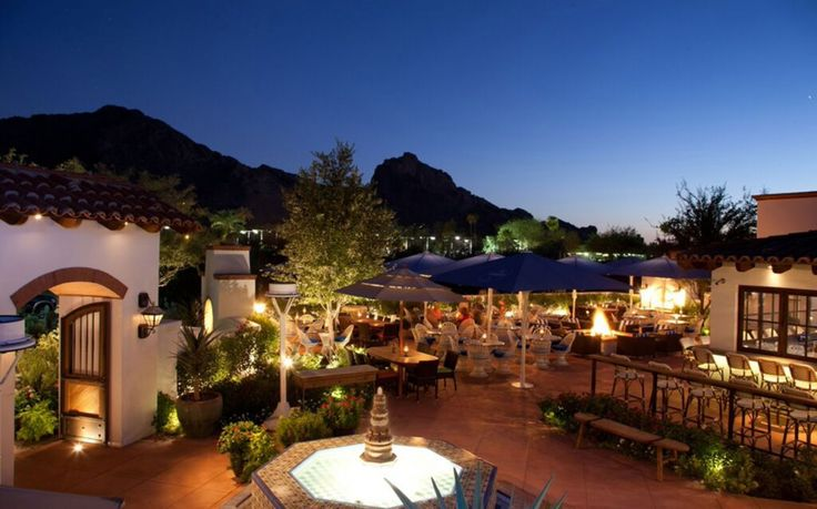 El Chorro in Paradise Valley, Arizona    El Chorro is nestled at the base of Camelback & Mummy Mountains, setting the perfect scene for some Southwestern-inspired indulgence.  Menu Highlights: Crème Brulee French Toast, Pan-Seared Rainbow Trout, and Flash-Fried Lobster Tail.