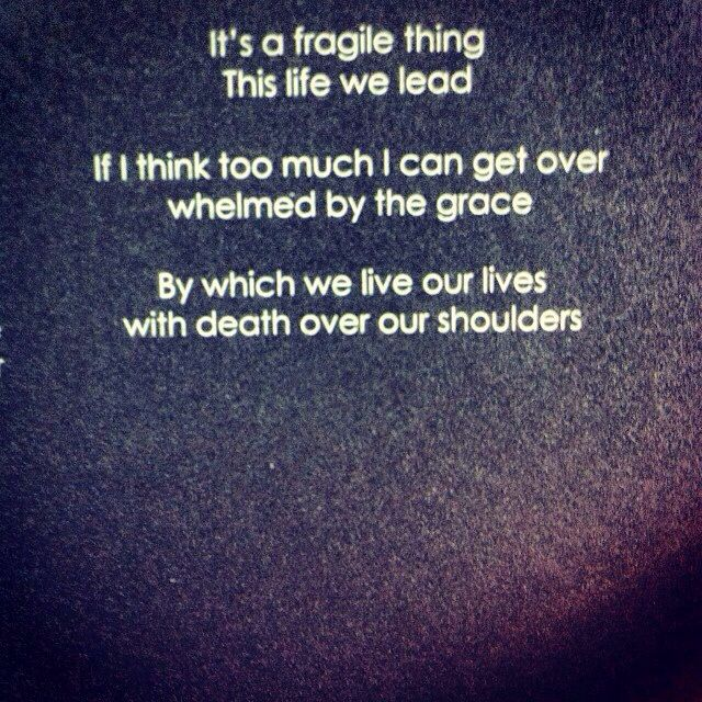 Pearl Jam - Sirens (overwhelmed. not over whelmed.)