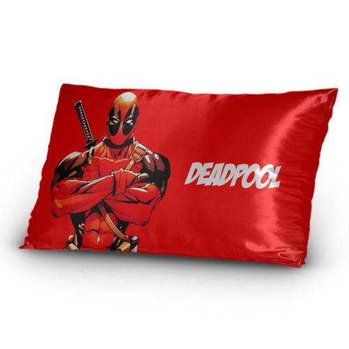 Deadpool-Marvel-Comic-Custom-Pillow-Case-20-x-30-One-Side