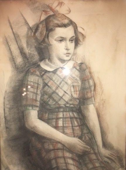 collectie Silvie Schipper  Roos 8 jaar oud