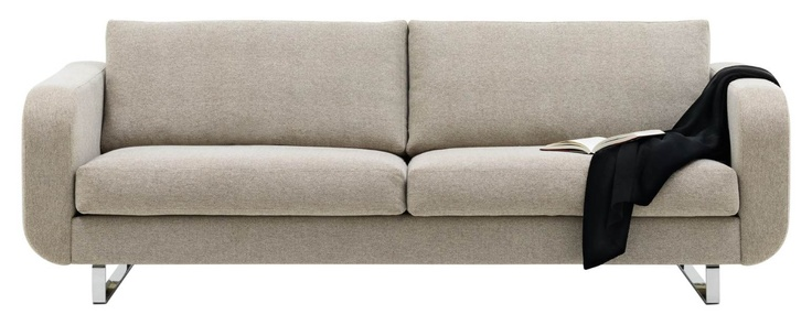 Modern indivi 2 sofas quality from boconcept products for Canape boconcept