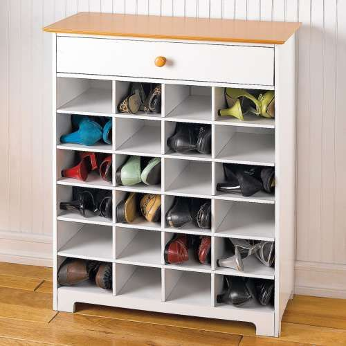 The Four Charms shoe rack | Choosing the Best Shoe Rack