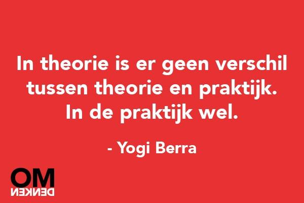 theorie en praktijk