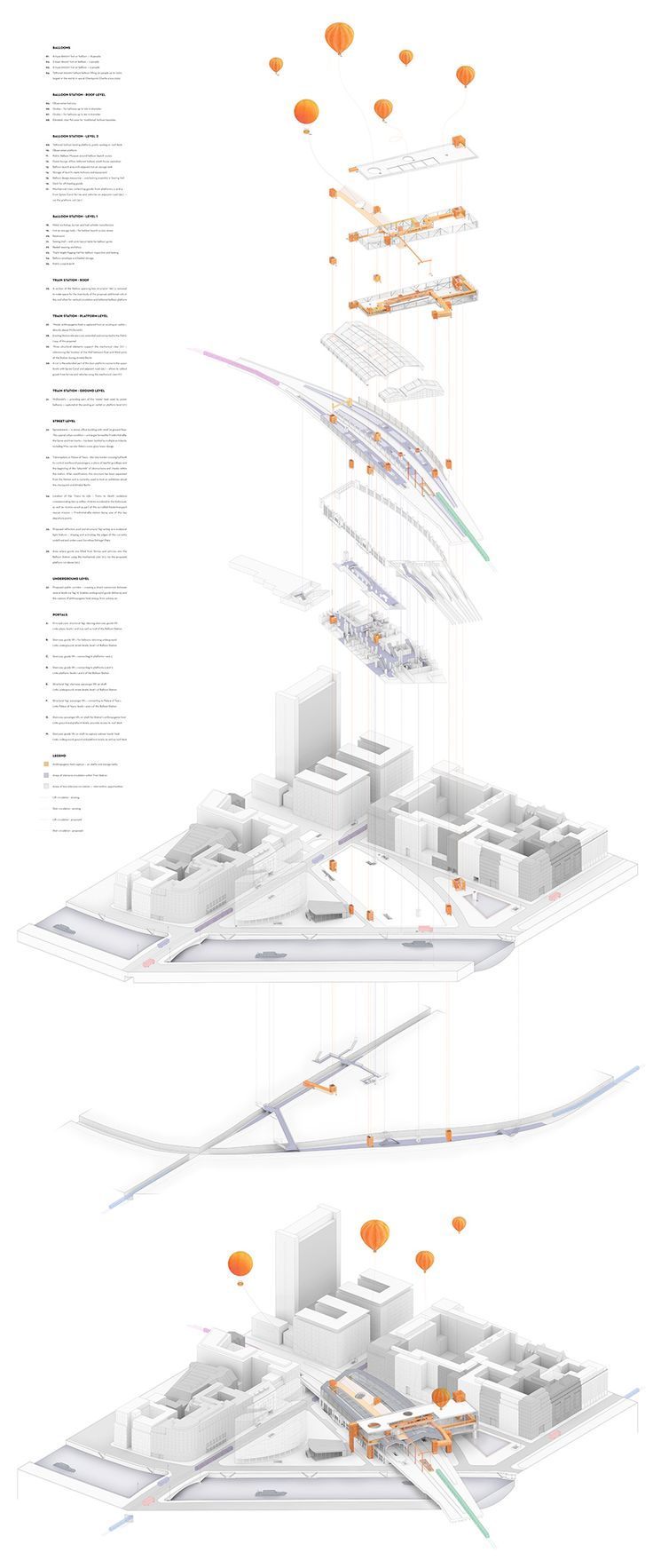 010_Exploded-axonometric_relationship-between-Balloon-Station-and-context-on-all-levels