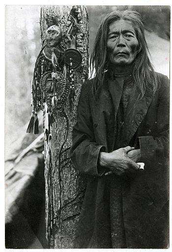Shaman Feder Poligus and his helper spirits. In honor of the indigenous people of North America who have influenced our indigenous medicine and spirituality by virtue of their being a member of a tribe from the Western Region through the Plains including the beginning of time until tomorrow