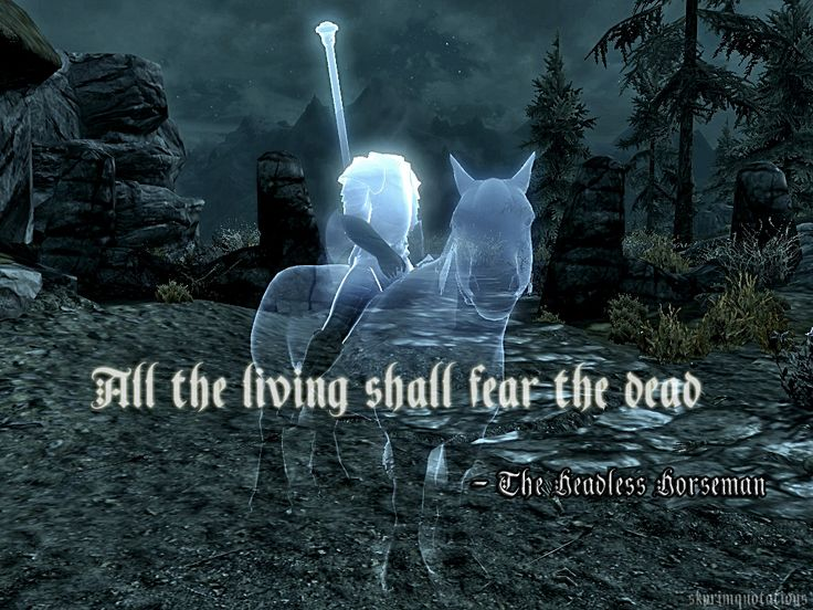 I've been playing Skyrim for almost 3 years now, and I've still yet to run into this guy.