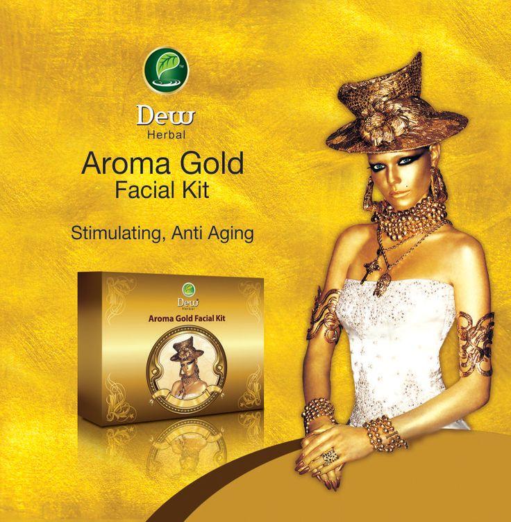 Aroma gold facial