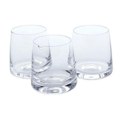 Dartington Crystal whiskey gift set of two tumblers and mini water jug- at Debenhams.com