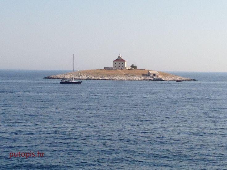 #lighthouse, #Hvar, #Croatia