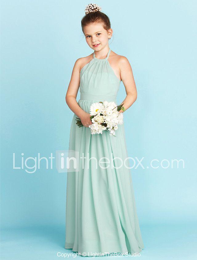 Vestidos de dama de honor junior