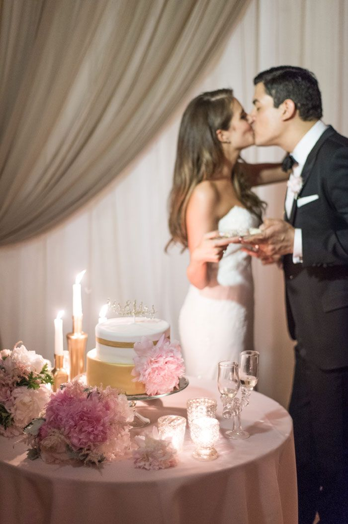 Luna and Carlos' wedding at the washington club