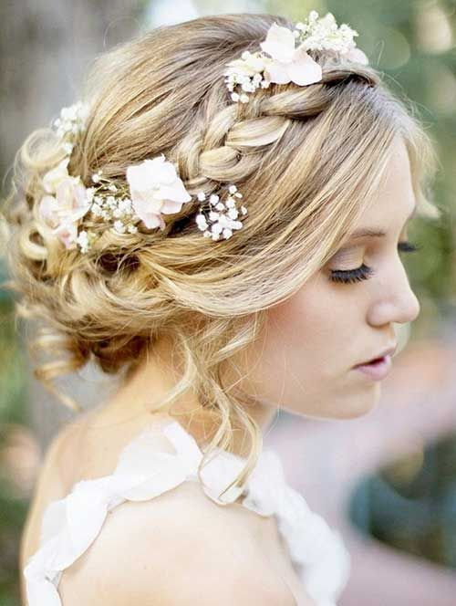 Surprising 1000 Ideas About Bridesmaids Hairstyles On Pinterest Junior Hairstyles For Women Draintrainus