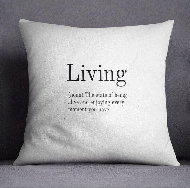Dictionary pillow from www.bomedo.com