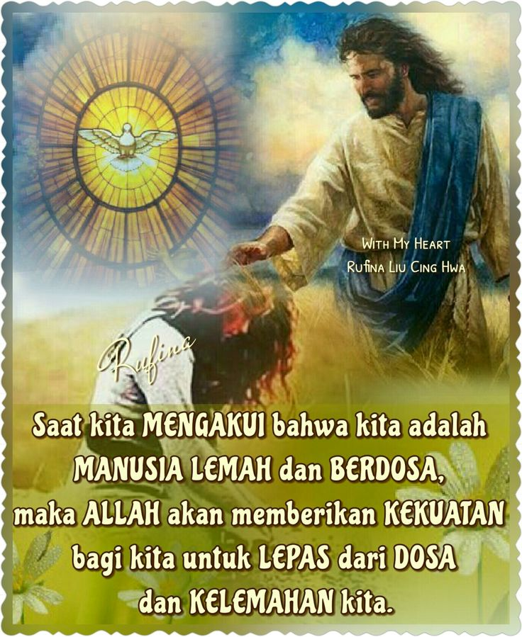 """With  My Heart 🌼 💖🌼. .. ~ '°ºO•🌸•✿.Ƹ̵̡Ӝ̵̨̄Ʒ SELAMAT PAGI Ƹ̵̡Ӝ̵̨̄Ʒ.✿🌸•Oº°' ~   Mazmur 32:5 (TB)  Dosaku kuberitahukan kepada-Mu dan kesalahanku tidaklah kusembunyikan; aku berkata: """"Aku akan mengaku kepada TUHAN pelanggaran-pelanggaranku,"""" dan Engkau mengampuni kesalahan karena dosaku."""