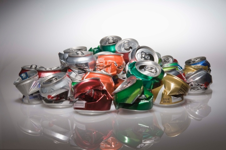 What's the lifecycle of an aluminum can?