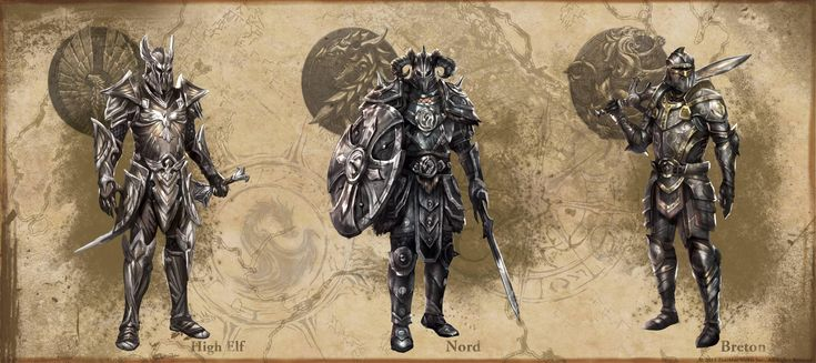 Which Elder Scrolls Alliance Should You Join? | Playbuzz