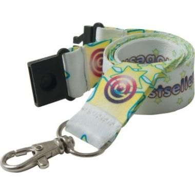Promotional ultra smooth Lanyards - 20mm Dye Sublimated Polyester Lanyard :: Lanyards :: Promo-Brand Merchandise :: Promotional Branded Merchandise Promotional Products l Promotional Items l Corporate Branding l Promotional Branded Merchandise Promotional Branded Products London