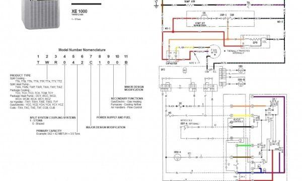 trane xe1000 wiring diagram mastertopforum me extraordinary