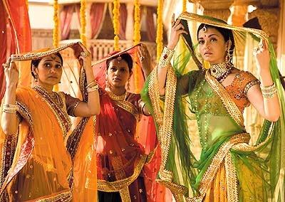 Aishwarya Rai in Jodha Akbar