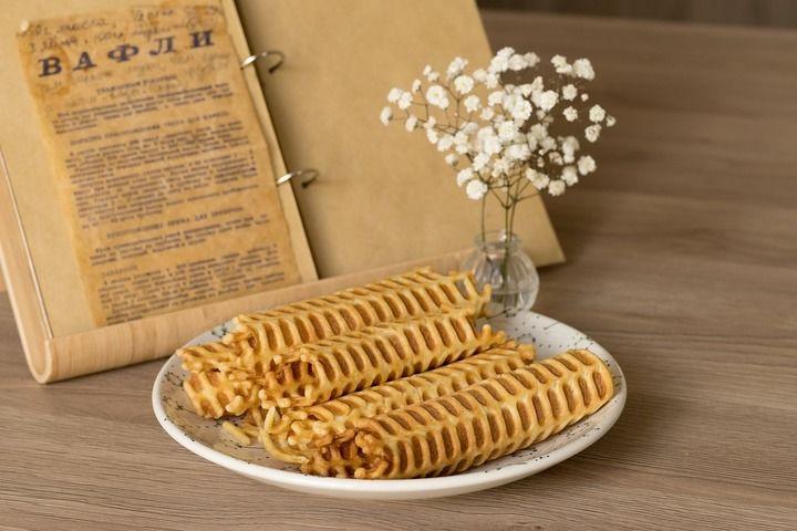 митаве вафли для советской вафельницы рецепт с фото вас люблю