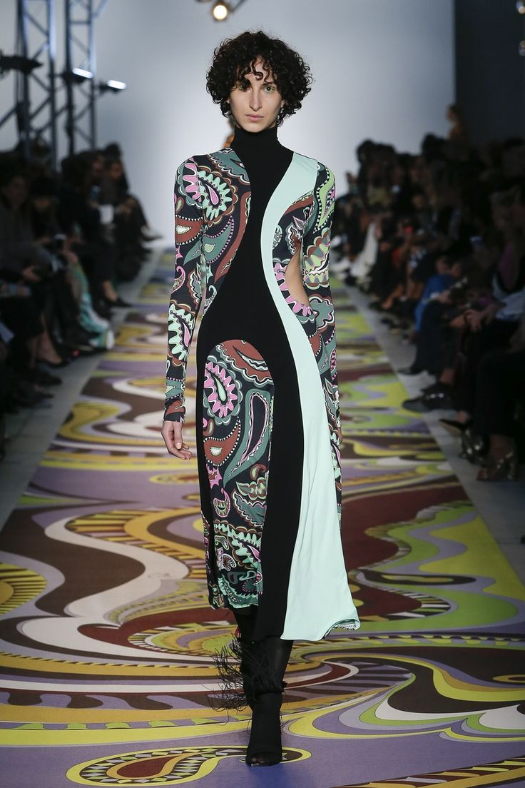 Emilio Pucci | Ready-to-Wear - Autumn 2017 | Look 30