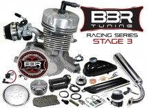 BBR Tuning Racing Series Stage 3 66/80cc 2-Stroke Engine Kit