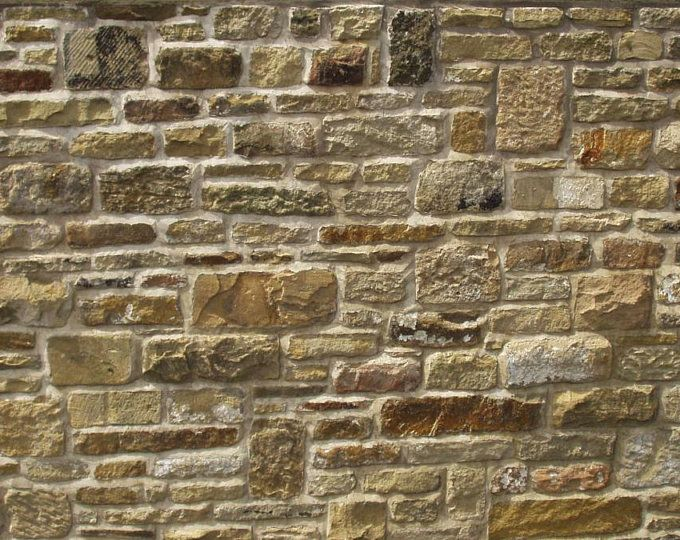 Etsy Your Place To Buy And Sell All Things Handmade Stone Wall Antique Stone Wall Brick And Stone