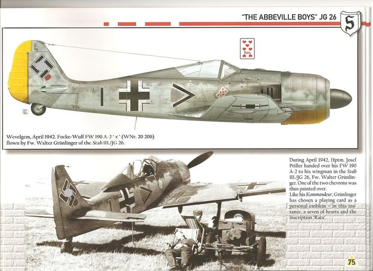 Fw 190A2 JG 26