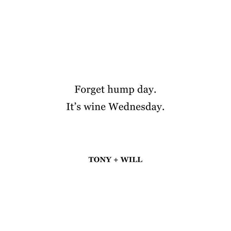 Instagram // Time to make it through hump day. #tonyandwill #watch #instagram