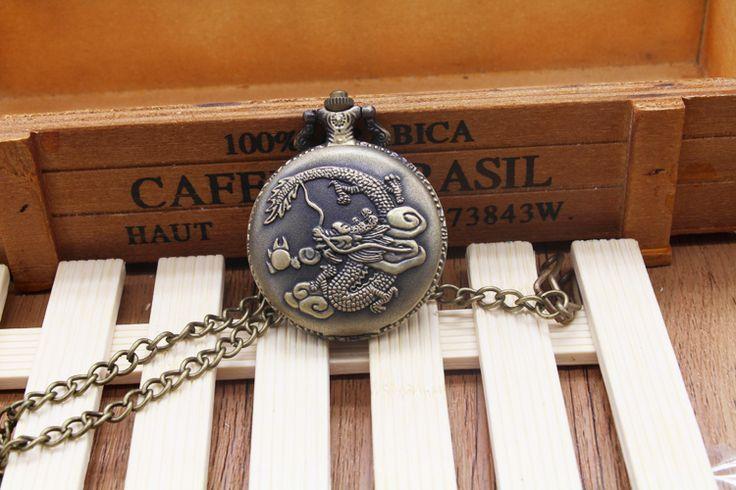 $4.75 (Buy here: https://alitems.com/g/1e8d114494ebda23ff8b16525dc3e8/?i=5&ulp=https%3A%2F%2Fwww.aliexpress.com%2Fitem%2FAntique-Fiery-Dragon-Cloud-Quartz-Pocket-Watch-Necklace-Pendant-Men-Gift%2F32712183412.html ) Antique Fiery Dragon Cloud Quartz Pocket Watch Necklace Pendant Men Gift  for just $4.75
