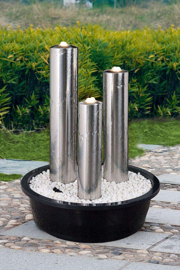 Lovely Versch nern Sie Ihren Garten mit diesem Garteneinbaubrunnen