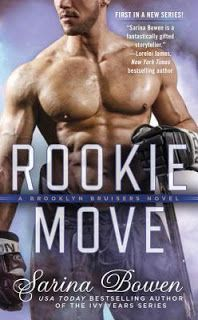 The Eater of Books!: Review: Rookie Move by Sarina Bowen
