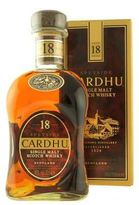 Cardhu 18y whisky | Whisky.nl