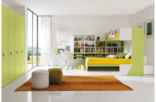 Casa Di Patsi - Έπιπλα και Ιδέες Διακόσμησης - Home Design ΜULTISPAZIO 15 - Παιδικο δωμάτιο - ΕΠΙΠΛΑ