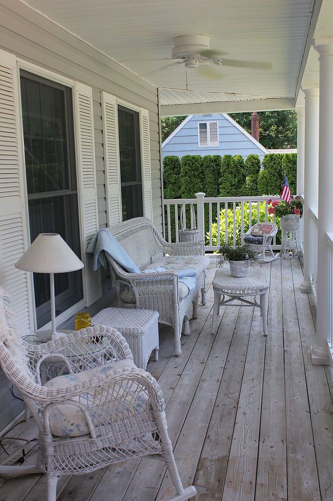 Hometalk :: Suggestions on Paint Sprayer for Wicker Porch Furniture