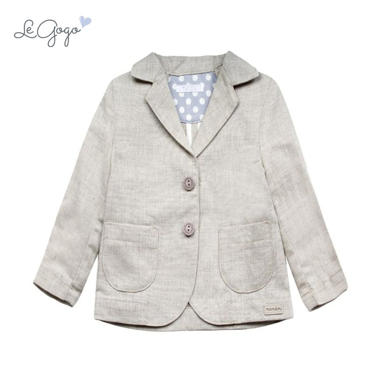 Petit Etoile jacket available on www.legogo.ro