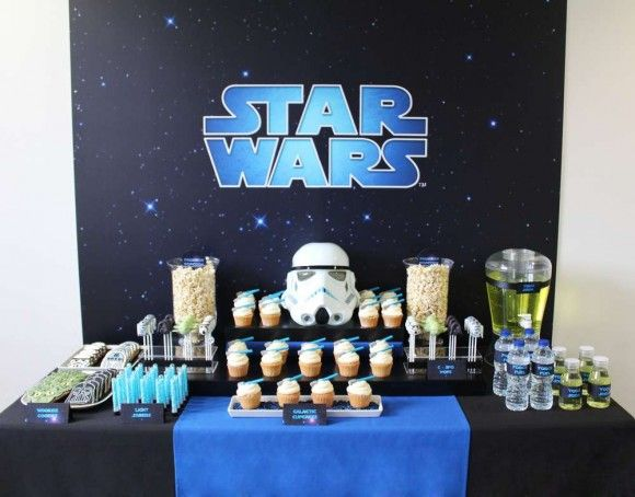 60 best Star Wars Party Ideas images on Pinterest Star wars party