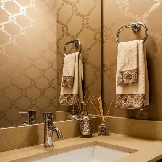 1000 Images About Stenciled Painted Bathrooms On