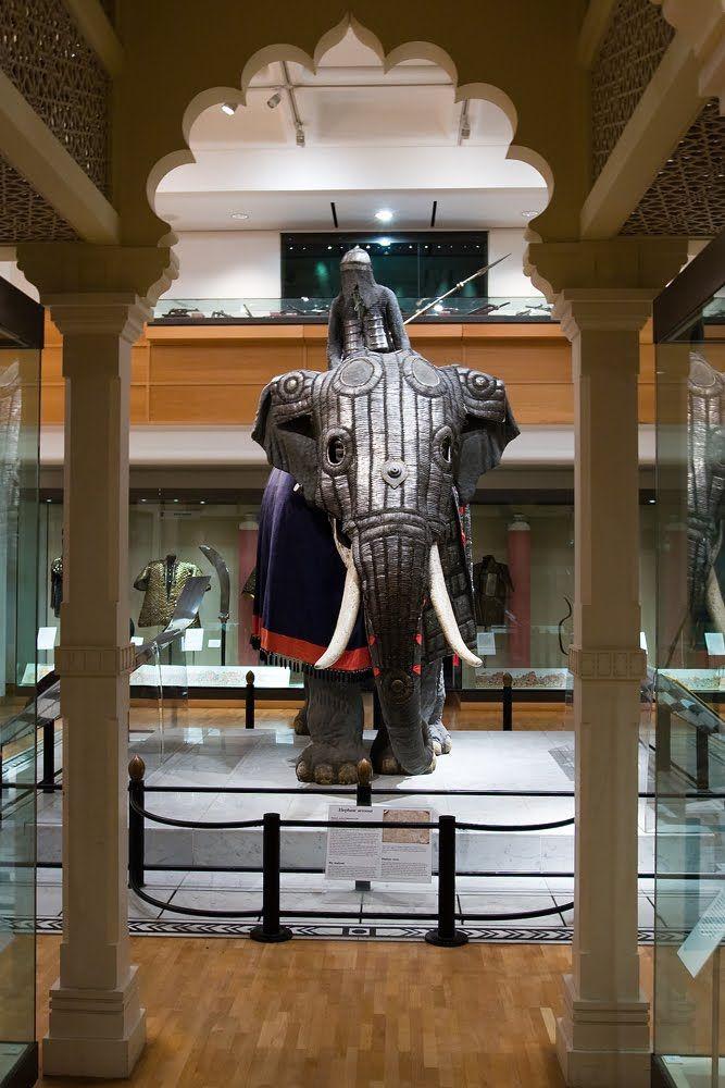 Indian War Elephant Armor - Imgur