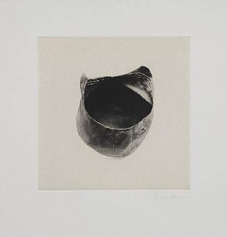 Rachel Whiteread, Untitled 03, from Twelve Objects, Twelve Etchings