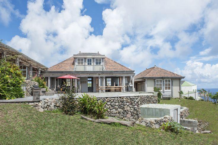 Villa Frangipani   St. Eustatius   Knippenga Estate Statia   Caribbean