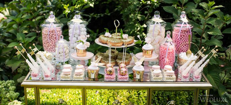 Candy By Katie   WedLuxe Magazine