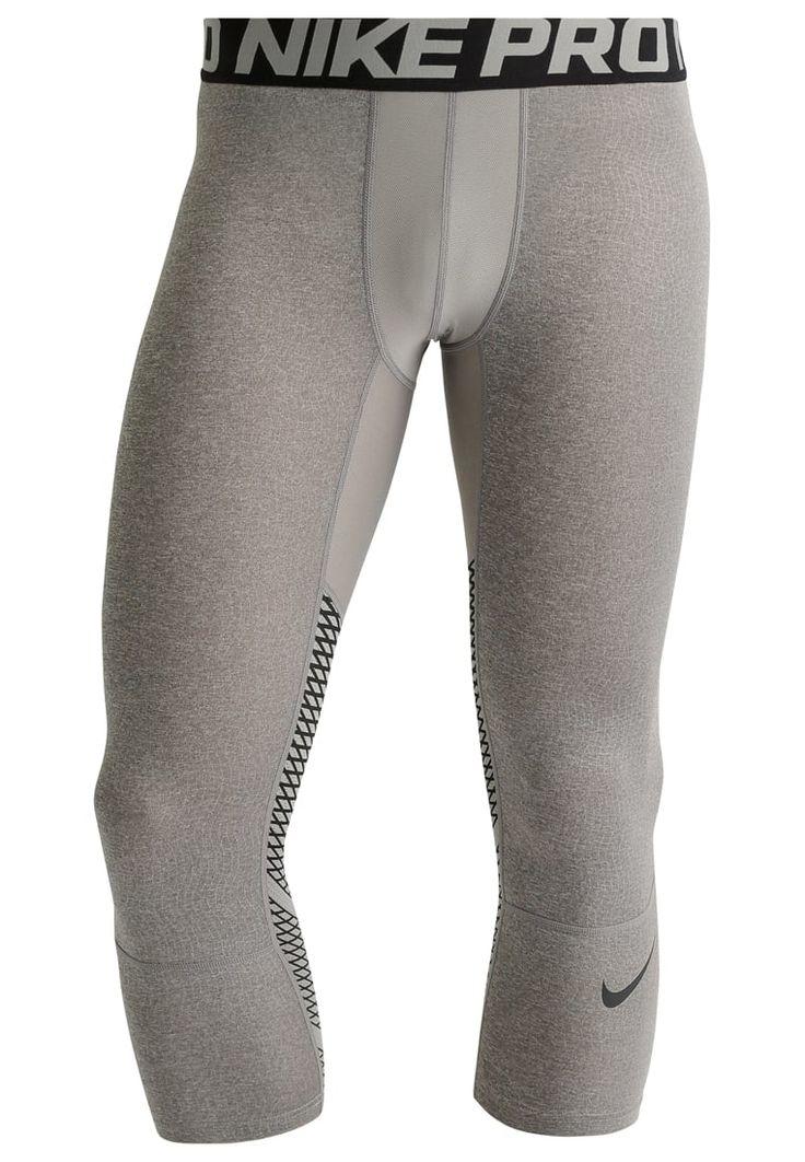 Bestill Nike Performance HYPERCOOL - Tights - carbon heather/black for kr 229,00 (30.11.16) med gratis frakt på Zalando.no