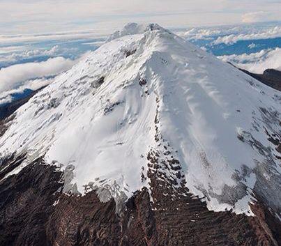 Pico del Nevado del Huila, Huila, Colombia