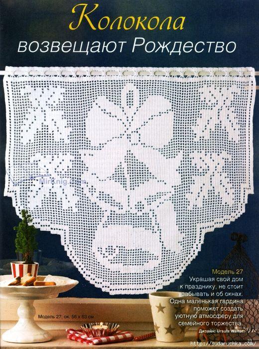 731 best navidad crochet images on Pinterest | Crochet christmas ...