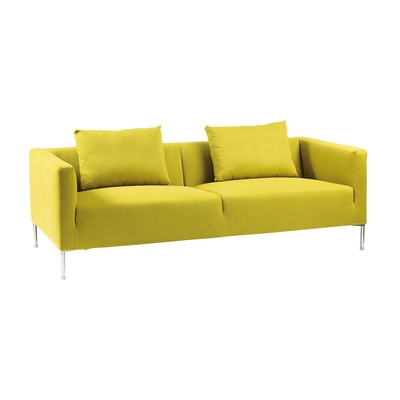 Helsinki is a beautifully simple range with a low back for style and deep filled seat and back cushions for comfort. Available in three colours, it will be a statement piece in your room. £699